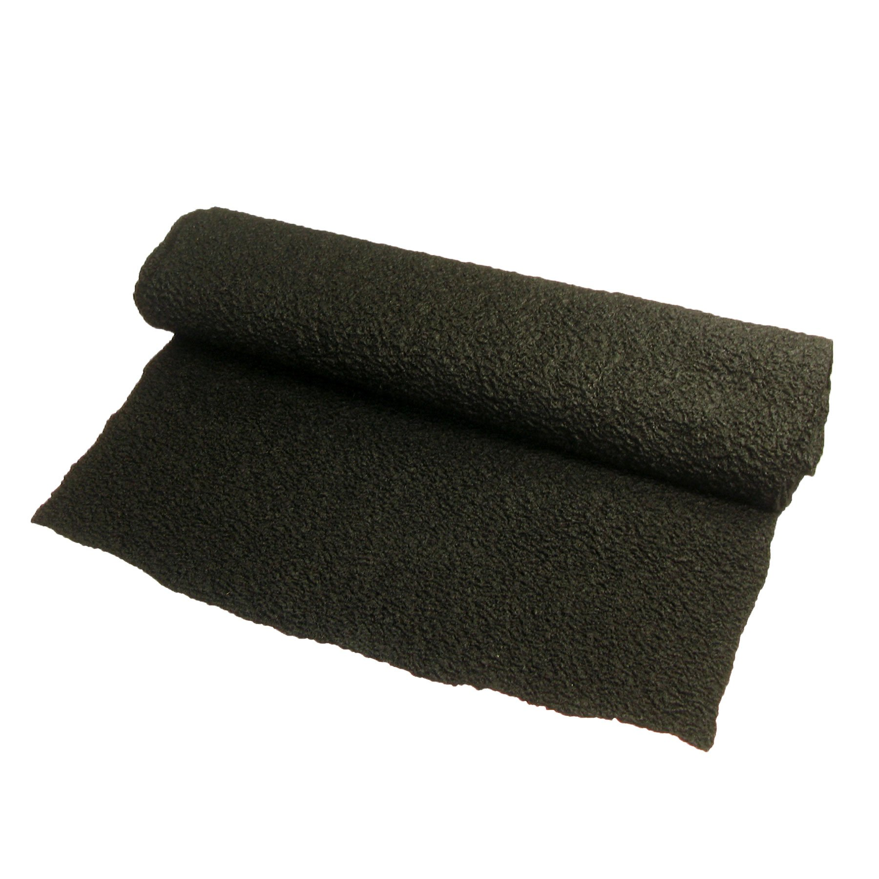"""1/8"""" (3.2mm) Crepe Rubber - 18"""" x 20"""" Sheets - Natural"""