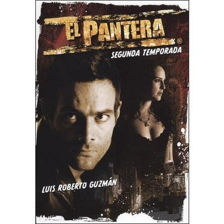 El Pantera: Season 2 (Full Frame)