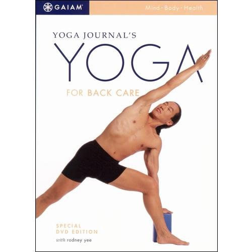 Yoga Journal's Yoga For Back Care