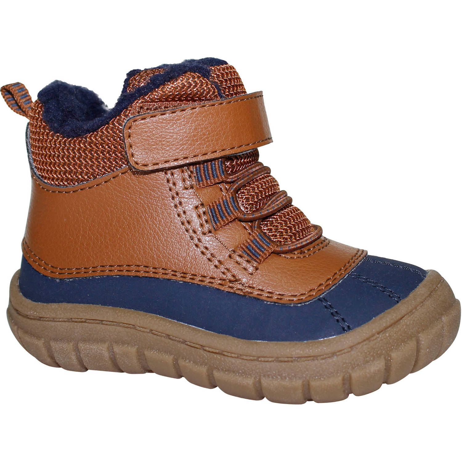Garanimals Boys' Pre-Walk Fur Boot