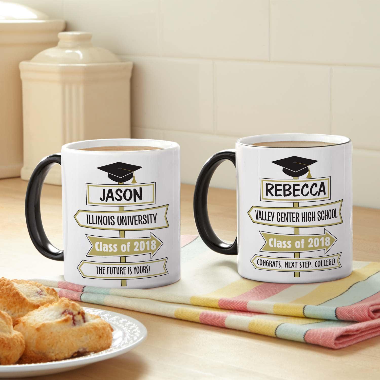 Personalized Path To Success 11 oz Coffee Mug