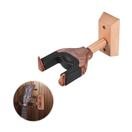 Wall Mount Ukelele Ukulele Uke Hanger Hook Holder Keeper