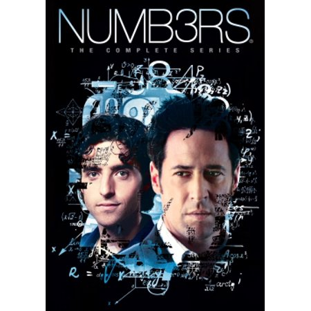 Numbers: The Complete Series (DVD)