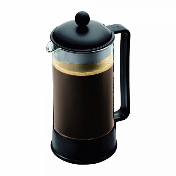34oz Bodum Brazil 8-cup French Press Coffee Maker (Black)
