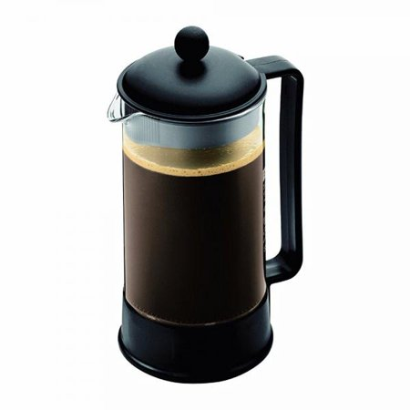 34oz Bodum Brazil 8-cup French Press Coffee Maker (Black)