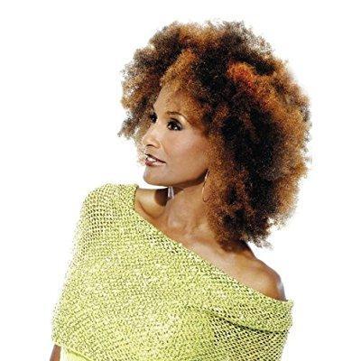 VIVICA A FOX Human Afro Soul Kinky Bulk 16 Color - #4/30