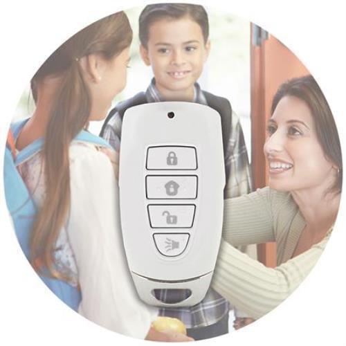 82-19540 Skylink Keychain Remote Alarm for SkylinkNet Ala...