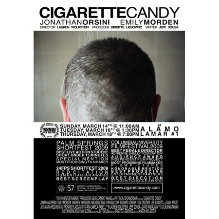 Cigarette Candy - movie POSTER (Style A) (11