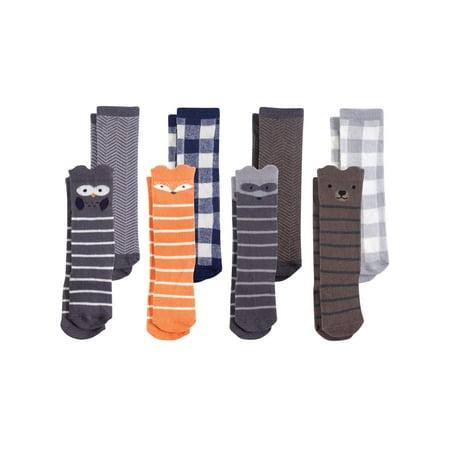 Hudson Baby Knee High Socks, 8pk (Baby Boys)](Toddler Boy Knee High Socks)