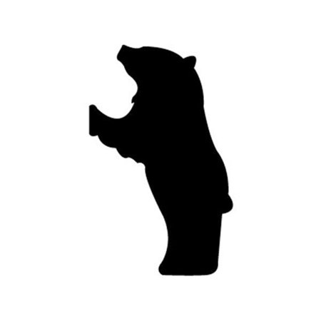 Woodworking Project Paper Plan To Build Hungry Bear Shadow Pattern