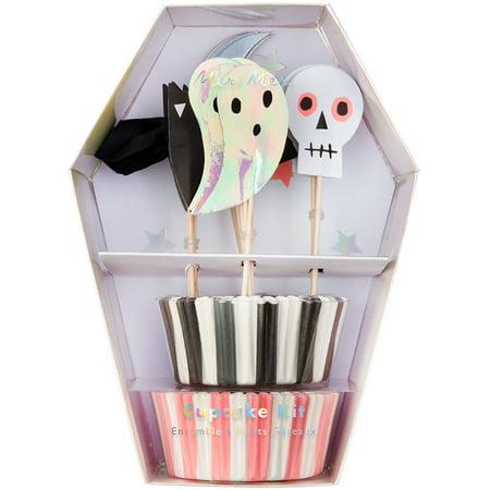 Meri Meri Halloween Icon Cupcake Kit,