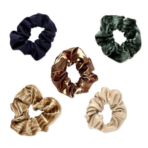 Colour Pop Bold Print  Scrunchie