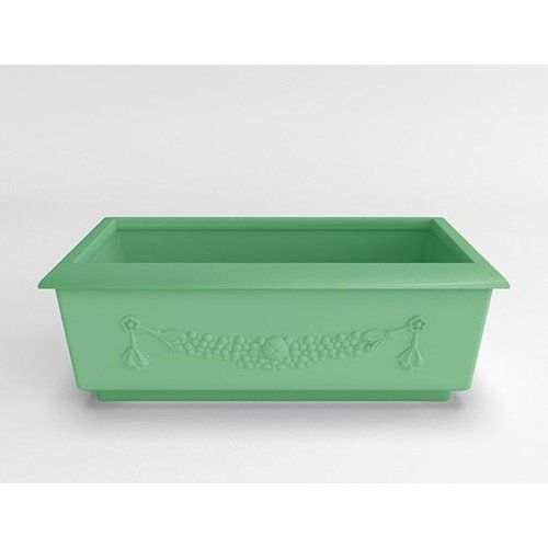 TerraCast Products Roma Resin Planter Box