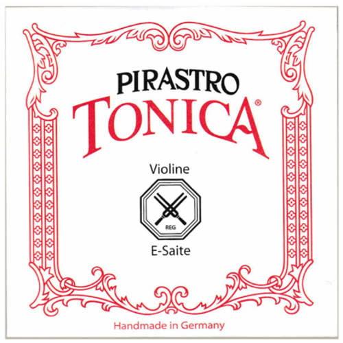 Pirastro Tonica Violin Strings, Set, 4/4