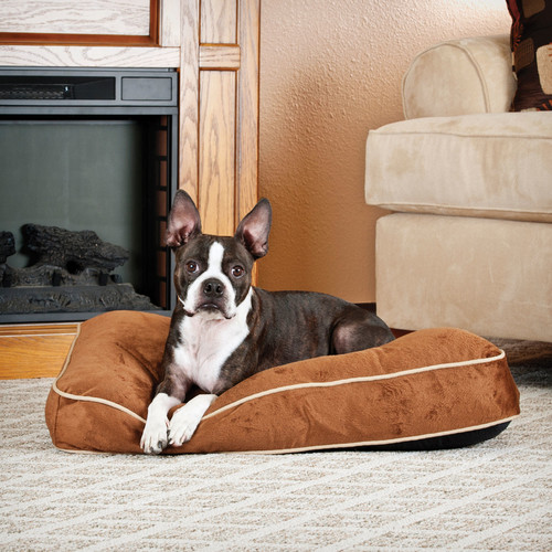 K&H Manufacturing Dog Tufted Pillow Top Bed