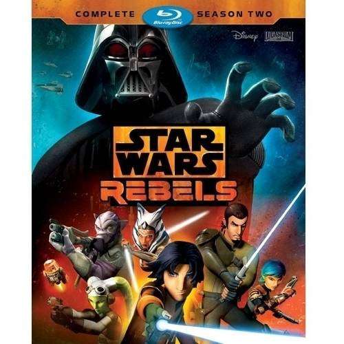 Star Wars Rebels: Complete Season Two (Blu-ray) (Widescreen)
