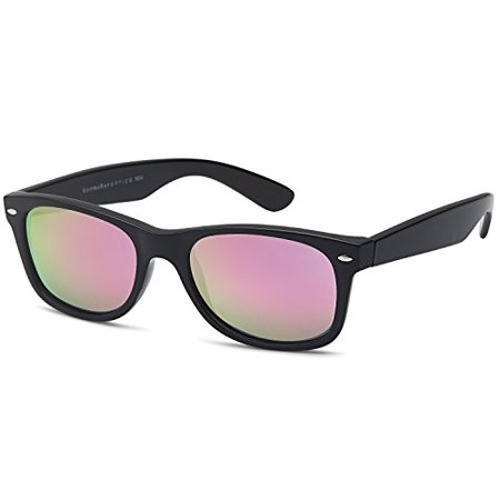 b3cfa0b0a89 GAMMA RAY CHEATERS Polarized UV400 Classic Style Sunglasses with Mirror Lens  - Walmart.com