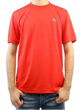 ae2c84b967c753 Product Image Lacoste Ultra Dry Solid Athletic T-Shirt Tee - Mens