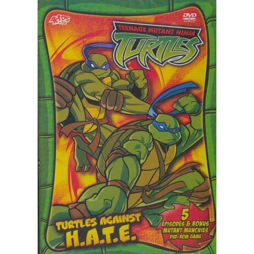 Teenage Mutant Ninja Turtles: Series 3, Vol. 6 Turtles Against H.A.T.E. (Special Edition)