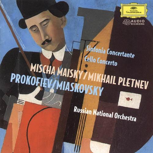Serge Prokofiev: Sinfonia Concertante For Violoncello And Orchestra Op.125/Nikolai Miaskovsky: Concerto For Violoncello And Orchestra Op.66 (Russian National Orchestra, Mischa Maisky)