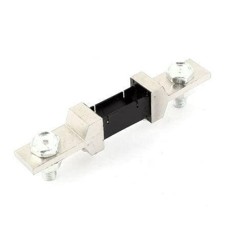 FL-2 150A 75mV résistance shunt DC Pour Ampèremètre Tableau - image 2 de 2