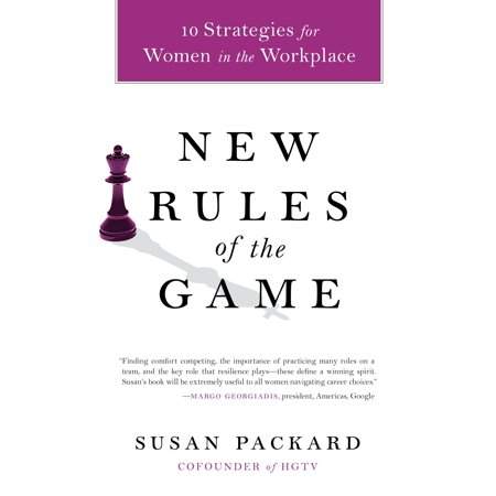 New Rules of the Game : 10 Strategies for Women in the Workplace - Halloween Games For Workplace