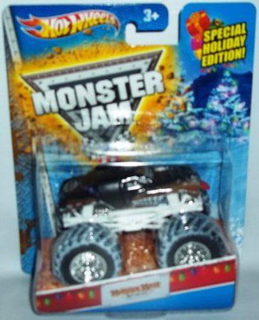 2017 Monster Jam 1:64 Scale Truck with Team Flag Gas Monkey Garage, Hot Wheels Monster Jam... by