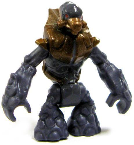 Mega Bloks Halo Grunt Minifigure [Copper] by