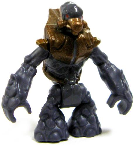 Mega Bloks Halo Grunt Minifigure [Copper]
