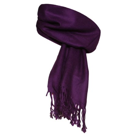 Gravity Threads 100% Pashmina Soft Shawl Wrap Scarf