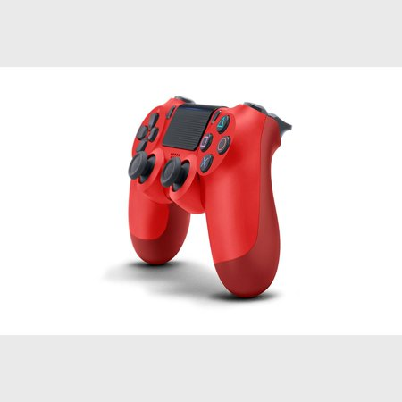 Sony DualShock 4 Wireless Controller for PS4 Sony PlayStation 4 / 4 Pro / 4 Slim - Magma Red