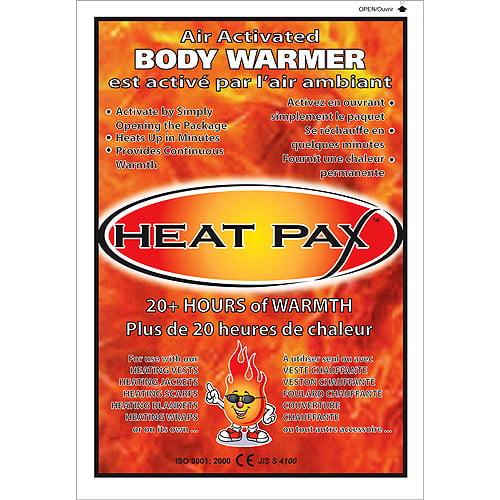 TECHNICHE 5540 Body Warmer, 3 x 5In.