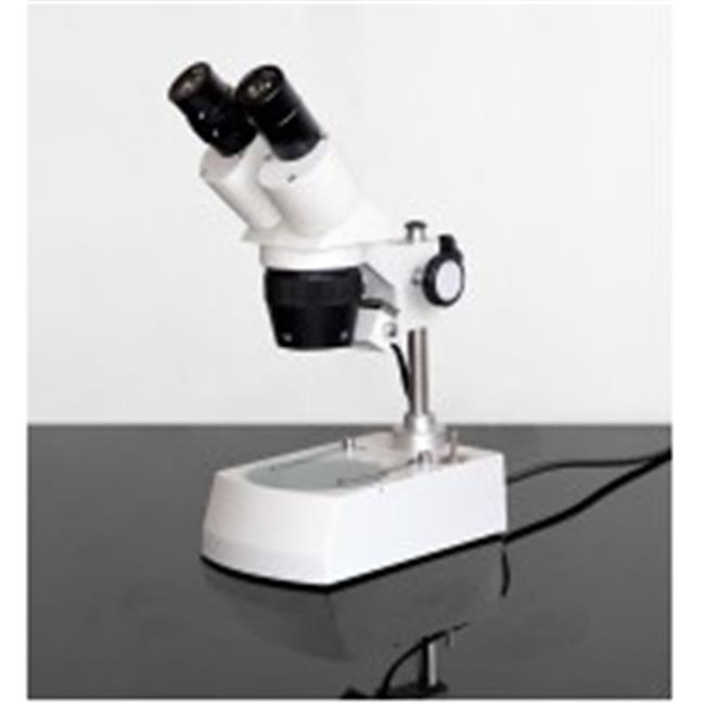 View Solutions FS320351 10X - 30X Dual Illuminated Stereo Microscope