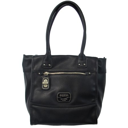 Guess Hazelton Small Tote in Black
