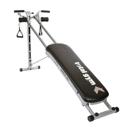 Total Gym APEXG1 Versatile Home Workout Body Strength Training Fitness Machine