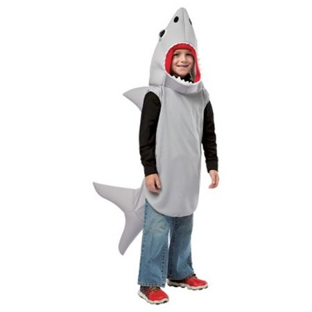Sand Shark Child Halloween Costume