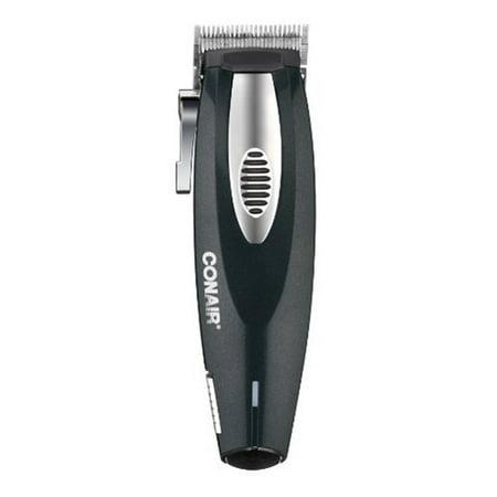 Conair Clipper Attachments - Conair HC1100 Corded/Cordless Rechargeable 20-Piece Haircut Kit