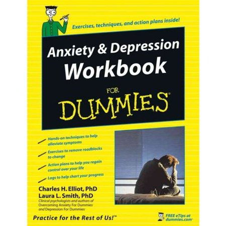 Anxiety & Depression Workbook for Dummies by