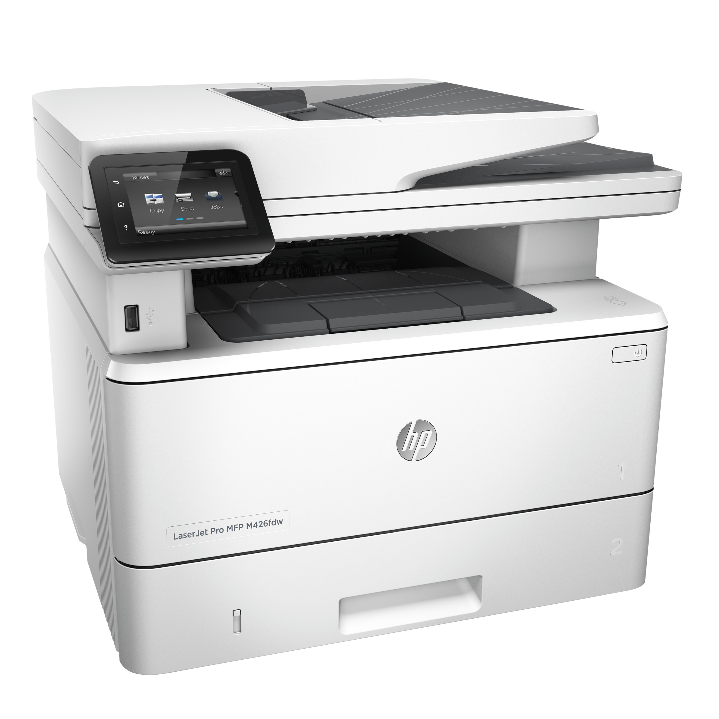 HP LaserJet Pro MFP M426FDW Wireless Multifunction Printer, Copy/Fax/Print/