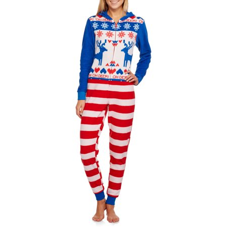 License Holiday Ugly Sweater Print Women S Sleepwear