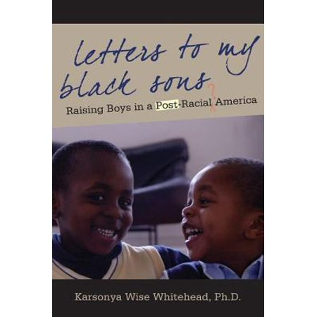 Letters to My Black Sons - eBook