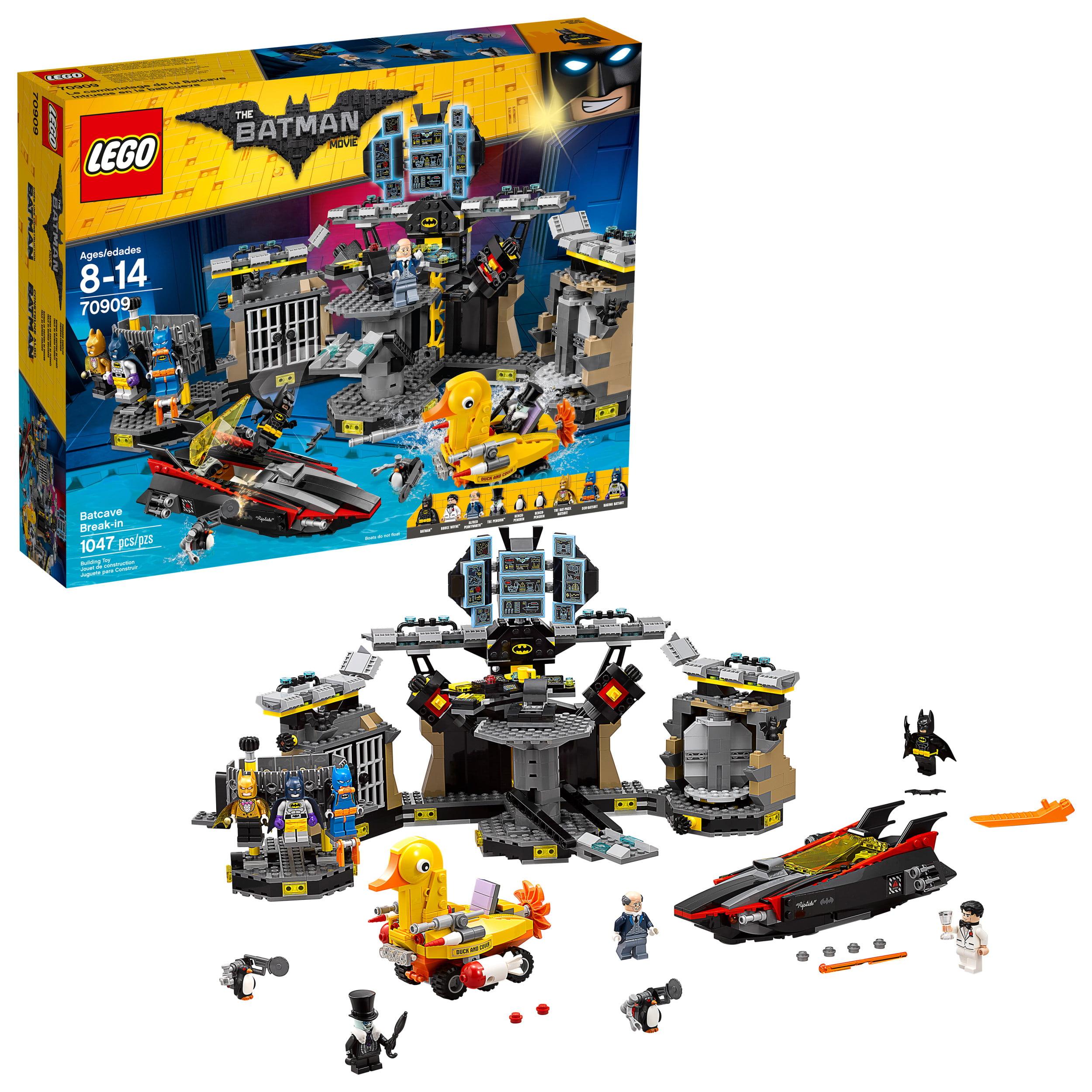 Lego Batman Movie Batcave Break-in 70909 by LEGO System Inc