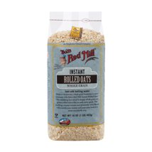 Oatmeal: Bob's Red Mill Instant Rolled Oats