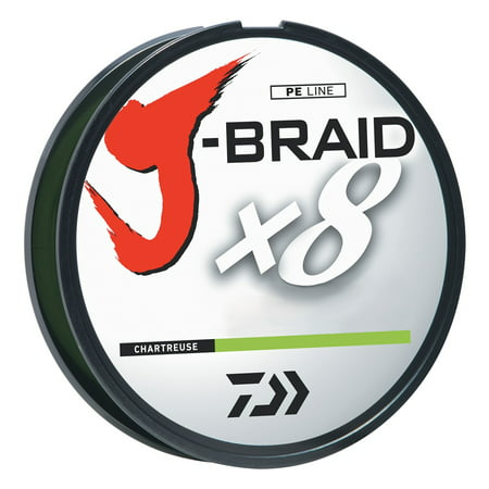 Daiwa J-Braid Fishing Line (Daiwa Tournament Line)