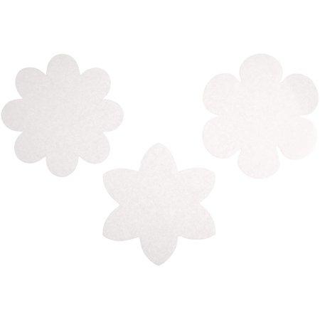 Color Diffusing Paper, Flowers Shape, 9