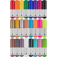 Silhouette Sketch Pen Starter Kit: Fine Point, Assorted Colors, 24 Pack