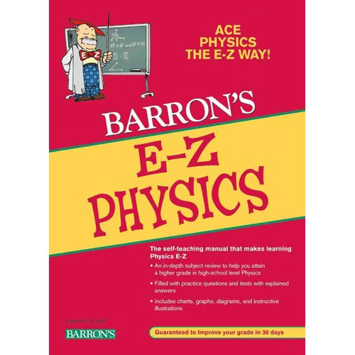 barron s physics regents review book