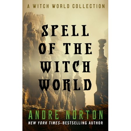 Spell of the Witch World - eBook - Spell Speaking Witch