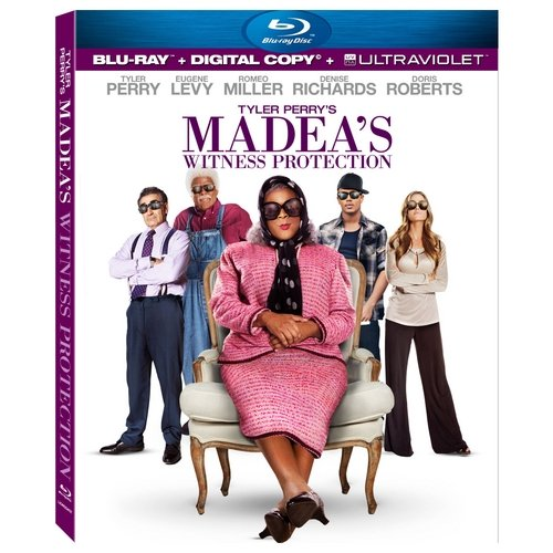 Madea's Witness Protection (Blu-ray) (Widescreen)
