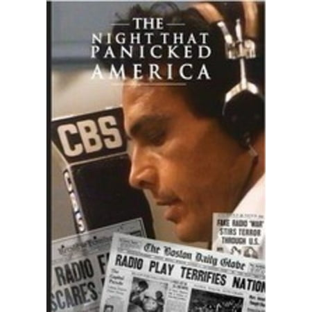 The Night That Panicked America (DVD)